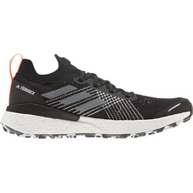 adidas TERREX Two Ultra Parley Trail Running Shoes Men, core black/grey three/blue spirit